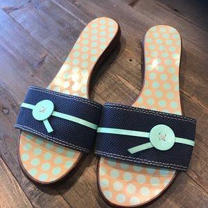 Kate Spade so cute sandals!